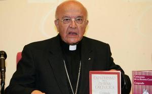 Fallece el cardenal jienense José Manuel Estepa, arzobispo emérito castrense