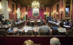 El Ayuntamiento de Granada se despide hasta septiembre