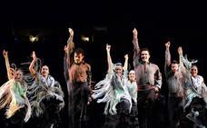 El Ballet Flamenco de Andalucía deja huella en Motril