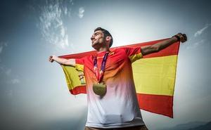El granadino Ignacio Fontes: «Ya he sido campeón de Europa; ahora quiero ir a por más»