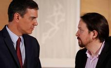 Los posibles ministros de Podemos, el escollo para el acuerdo de Gobierno