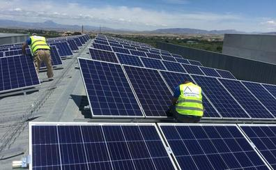 La energía solar se dispara en Granada, la mejor zona de Europa