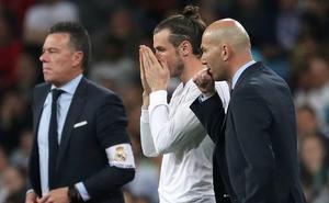 Zidane: «Si Bale se puede ir mañana, mejor»