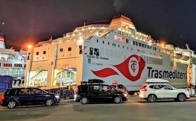 El puerto de Almería registra las cifras más altas de la OPE 2019