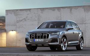 Audi SQ7 TDI, un diésel imponente