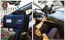 El nuevo radar móvil que ya usa la Policía Local de Granada: «el más avanzado y compacto del mundo»