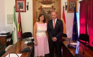 La socialista María Teresa García es la primera alcaldesa de Jódar