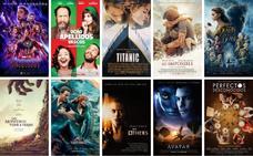 Las 20 películas más taquilleras de la historia del cine mundial