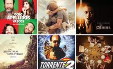 Las 10 películas españolas más taquilleras de la historia