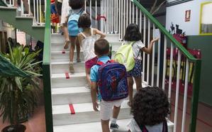 La educación infantil es el servicio que más se encareció en el último año para las familias granadinas