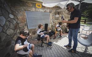 El Festival Sierra Nevada por Todo lo Alto incluye como novedad una iniciativa para bebés