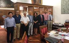 La UGR firma varios acuerdos de colaboración sobre Nanoelectrónica con centros de investigación y universidades asiáticas
