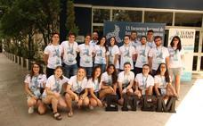 Granada, capital de las matemáticas con un encuentro de estudiantes de 30 universidades en la UGR