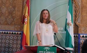 María del Carmen Castillo ya es la nueva delegada de Educación