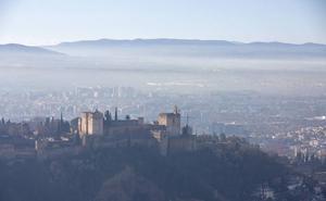 Alertan sobre la mala calidad del aire que estamos respirando en Granada