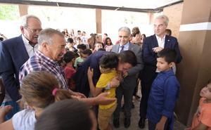 Cerca de 300 menores participan en la escuela de verano de la zona Norte