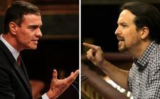 Sánchez e Iglesias se sitúan al borde de la ruptura a horas de la votación clave