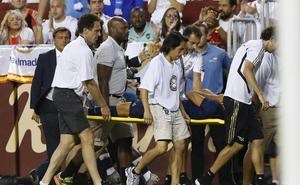 Grave lesión de Marco Asensio