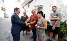 La Diputación de Granada mejora instalaciones y equipamientos en Busquístar y Cáñar