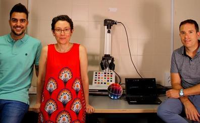 Científicos de la UGR aplican técnicas de imagen espectral de alto rango dinámico al estudio de obras de arte