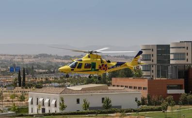 El calor impide a los helicópteros aterrizar en el hospital del PTS