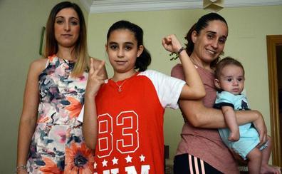 Nerea, la niña de Granada que necesita donantes de médula para salvar su vida y la de otros niños