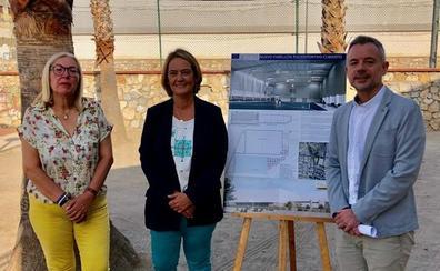 El Ayuntamiento de Motril presenta el proyecto del nuevo pabellón cubierto en el polideportivo municipal