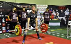 El Open de Andalucía de Powerlifting regresa a Linares
