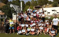 Niños con diabetes aprenden en un campamento a ser autosuficientes en la gestión de la enfermedad