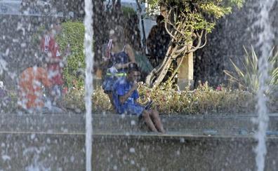 El calor dará un respiro a los jienenses este fin de semana