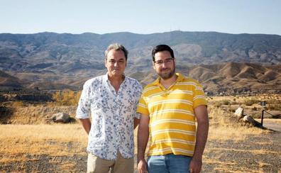 Eduardo Trías, nuevo director de AWFF de Tabernas