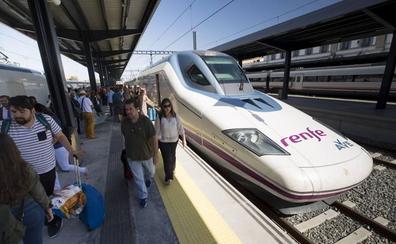 El AVE de Granada ha sido utilizado por 85.000 viajeros en el primer mes