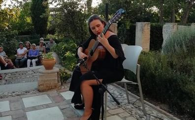 Ana Cortázar clausura la XI edición de 'Música en el Aljibe'