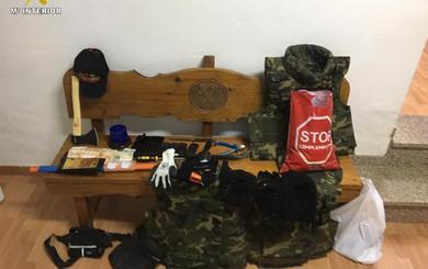 Caos en la A-92 en Granada: persecución a pie de la Guardia Civil a unos ladrones fugados que crearon un riesgo grave de accidente