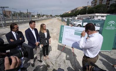 El alcalde pide estudiar alternativas más baratas al soterramiento del AVE