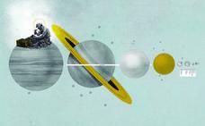 De la mina a la Luna, el futuro negocio de la explotación espacial