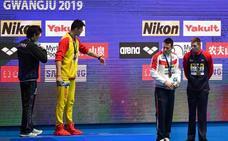 El polémico Sun Yang obliga a la FINA a modificar su reglamento