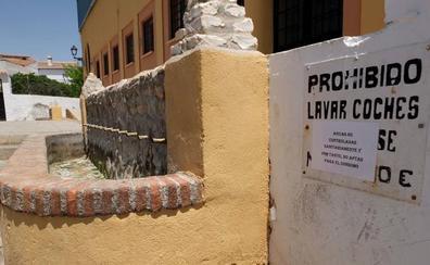 El lunes empezarán los trabajos para potabilizar el agua de la fuente de Darro