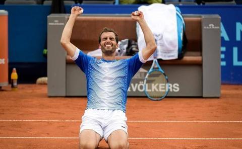 Albert Ramos conquista el segundo título de su carrera