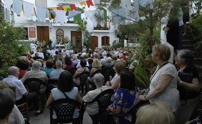Lanjarón celebra la festividad de los abuelos