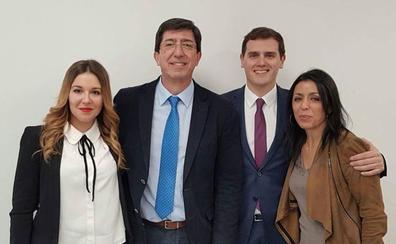 Raquel Morales sale de la ejecutiva nacional de Ciudadanos