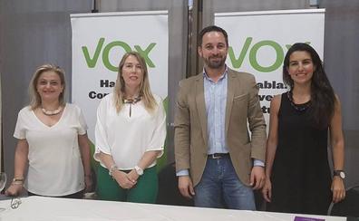 Una gestora se hará cargo de Vox en la provincia al dimitir la mitad de la dirección