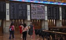 El Ibex-35, sobre los 9.200 puntos, marca compás de espera hasta la Fed