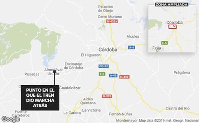 Adif reconoce que desvió el AVE de Granada hacia Sevilla por un error de control del tráfico