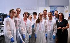 La UGR clausura con éxito su décima edición de los Campus Científicos de Verano