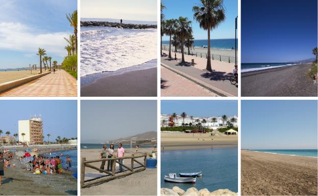 40 playas de Andalucía con bandera azul para disfrutar este verano
