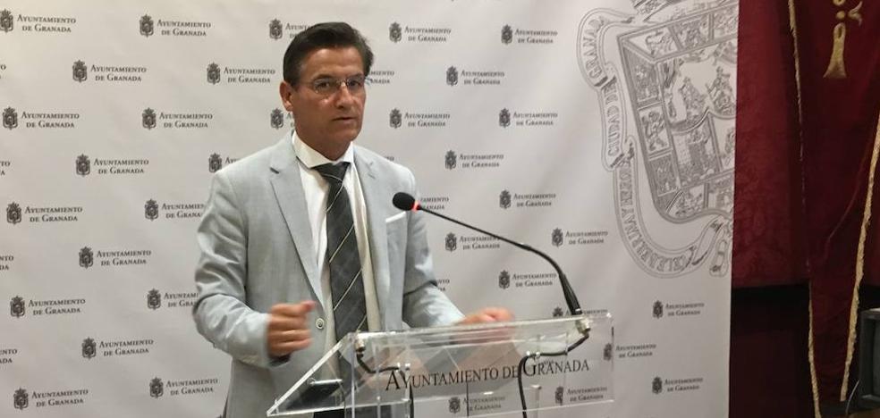 El alcalde de Granada aboga por el soterramiento, pero insiste en que se tendrá que «abaratar»