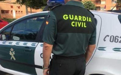 El 'golpe del siglo' en Granada que acabó de mala manera: ardió la furgoneta con el gran botín dentro