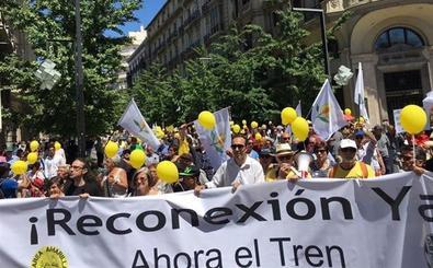 Marea Amarilla pide convocar la Mesa del Ferrocarril tras las declaraciones del alcalde sobre la integración