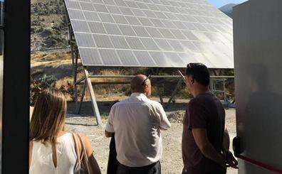Agrón y Huétor Tájar participan en un proyecto piloto sobre ciudades inteligentes en el ámbito rural